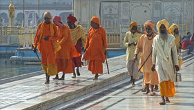 The Golden Temple 5 Royalty Free Stock Photography