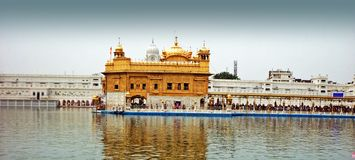 The Golden Temple , Amr royalty free stock photos