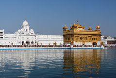 Golden Temple, Amritsar. Stock Photography