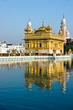 Golden temple, Amritsar. Royalty Free Stock Image
