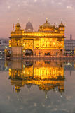 Golden Temple in Amritsar royalty free stock photos