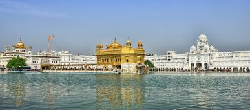 Golden Temple, Amritsar Royalty Free Stock Photo