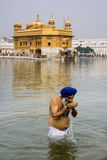 Golden Temple of Amritsar - India Royalty Free Stock Images