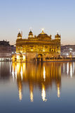 Golden Temple, Amritsar - India Royalty Free Stock Photo