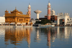 Golden Temple, Amritsar, India Stock Image