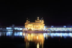 Golden Temple of Amritsar Stock Photos