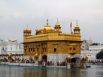 Golden Temple Amritsar, India Royalty Free Stock Images