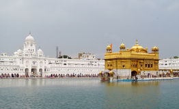 Golden Temple Amritsar, India Stock Images