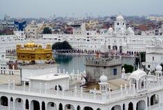 Golden Temple Amritsar, India Royalty Free Stock Photos