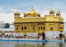 Golden Temple Amritsar, India Stock Photo