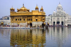 Golden Temple of Amritsar - India Royalty Free Stock Photos
