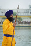 Golden Temple in Amritsar, India Royalty Free Stock Photography