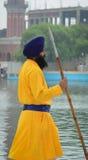 Golden Temple in Amritsar, India Royalty Free Stock Photos