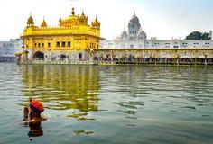 Golden Temple Amritsar India stock photos