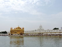 Golden Temple, Amritsar, India Royalty Free Stock Photography
