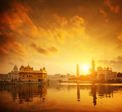 Golden Temple Amritsar India Royalty Free Stock Photo