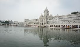 Golden Temple in Amritsar, India Stock Image