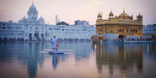 Golden Temple, Amritsar Stock Photos