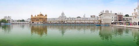 Golden Temple in Amritsar Stock Photo