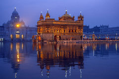 Golden Temple of Amritsar - Pubjab - India stock image