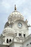 The Golden Temple, Amritsar, Punjab, India. The Harmandir Sahib is considered the holiest shrine by Sikhs. The 11th and eternal Guru Sri Guru Granth Sahib Ji is Royalty Free Stock Photos