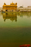 The Golden Temple of Amritsar, Punjab, India Royalty Free Stock Photos