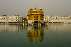 The Golden Temple of Amritsar, Punjab, India Stock Image