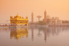 Golden Temple in Amritsar , Punjab Royalty Free Stock Image