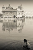 The Golden Temple of Amritsar, Punjab, India Royalty Free Stock Image