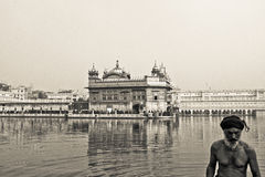 The Golden Temple of Amritsar, Punjab, India Royalty Free Stock Photo
