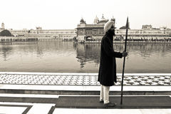 The Golden Temple of Amritsar, Punjab, India Royalty Free Stock Photography