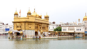 The Golden Temple, Amritsar, Punjab, India Royalty Free Stock Photography