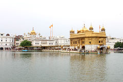 The Golden Temple, Amritsar, Punjab, India Royalty Free Stock Photo