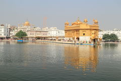Golden Temple Amritsar Punjab India Royalty Free Stock Photos