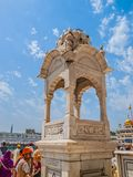 Golden Temple architecture Royalty Free Stock Photos