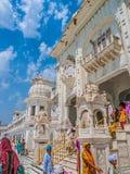 Golden Temple architecture Stock Photo