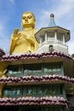 Golden Temple, Dambulla, Sri Lanka Royalty Free Stock Photography