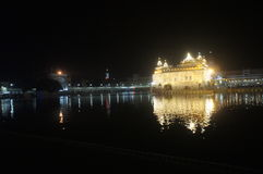 THE GOLDEN TEMPLE Royalty Free Stock Photos