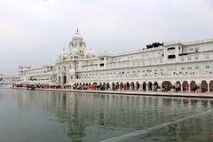 The Golden Temple gate, Amritsar, Punjab, India Stock Photos