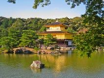 Golden Temple or golden pavillion Stock Photography