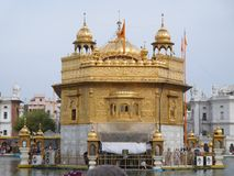 Golden temple. The Great temple  photo clicked by p&p photography Stock Photography