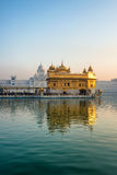 Golden temple. Golden temple, the holiest shrine of Sikhism in Amritsar Royalty Free Stock Image