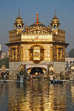 Golden Temple. Is the holiest Sikh gurdwara located in the city of Amritsar, Punjab, India Royalty Free Stock Images