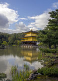 Golden Temple, Kyoto Stock Photos