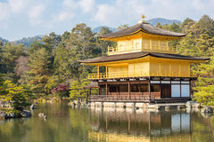 Golden Temple Kyoto Stock Photos