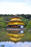Golden Temple in the lake Royalty Free Stock Image