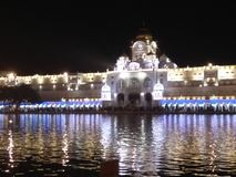 Golden Temple Lovely time enjoying stock images