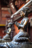 Golden temple in Patan Royalty Free Stock Photo