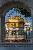 The Golden Temple, Amritsar, Punjab, India. Royalty Free Stock Images