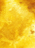 Golden texture. Beautiful vintage golden texture with rust Stock Image